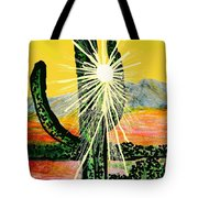 Drenched In Light  Tote Bag