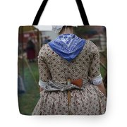 Dressed For America Tote Bag