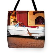 Dressed Up Tote Bag