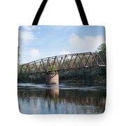 Drew Bridge Tote Bag