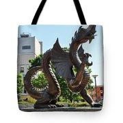 Drexel University Dragon - Philadelphia Pa Tote Bag