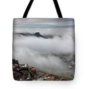 Drfiting Fog Tote Bag