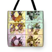 Dried Flower Tote Bag
