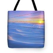 Drifting Away Tote Bag