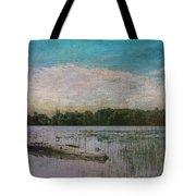 Drifting Downstream Tote Bag
