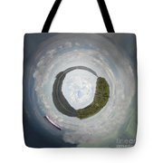 Drifting From Reality Tote Bag