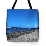 Drifting On The Beach In Dominican Republic  Tote Bag