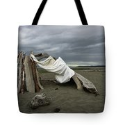 Drifts And Clouds Tote Bag