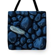 Driftwood Piece On The Shore Tote Bag