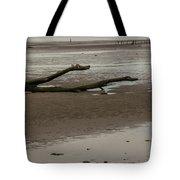 Driftwood Serpent Tote Bag
