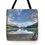 Driftwood Teepee Tote Bag