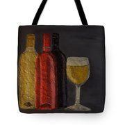 Drink After Midnight Tote Bag