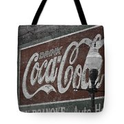Drink Coca Cola Roanoke Virginia Tote Bag