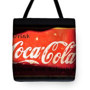 Drink Coke Tote Bag