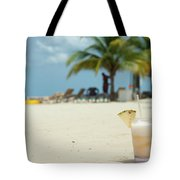 Drink In The Sand Tote Bag