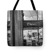 Drink Sign In Fargo Nd Tote Bag