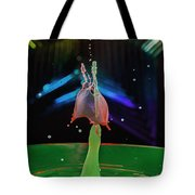 Dripping Drop Tote Bag
