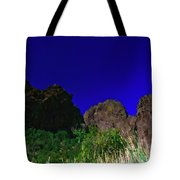 Dripping Springs Reflection Tote Bag