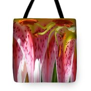 Dripping Stargazer Tote Bag