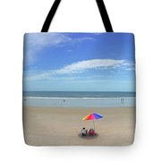 Drive By Beach Day Abmlo  Tote Bag