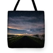 Drive Into The Wild Tote Bag