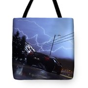 Driveclub Tote Bag