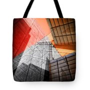 Driven To Abstraction Tote Bag