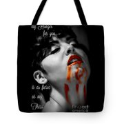 Drives Tote Bag