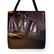 Driving Fast Tote Bag