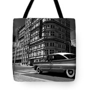 Driving Nun Tote Bag