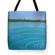 Drop In The Ocean Tote Bag
