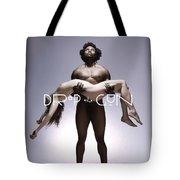 Drop The Gun Artwork Tote Bag