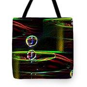 Droplet Tote Bag