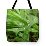 Droplets 02 Tote Bag