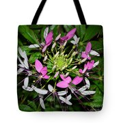 Droplets C Tote Bag