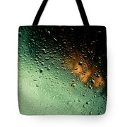 Droplets II Tote Bag