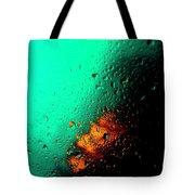 Droplets Iv Tote Bag