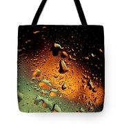 Droplets Ix Tote Bag