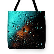 Droplets V Tote Bag