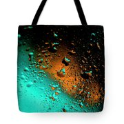 Droplets Vi Tote Bag