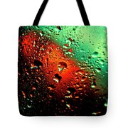 Droplets Vii Tote Bag