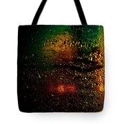 Droplets Xi Tote Bag