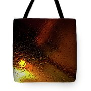 Droplets Xiv Tote Bag