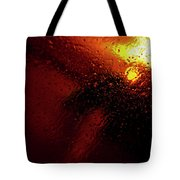 Droplets Xv Tote Bag