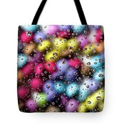 Drops And Candies Tote Bag