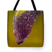 Drops Of Bliss Tote Bag