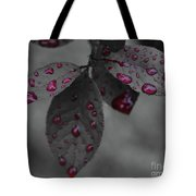 Drops Of Color 2 Tote Bag