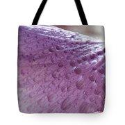 Drops Of Pink Tote Bag