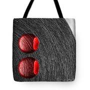 Drops On Steel Tote Bag