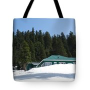 Drowned Tote Bag